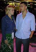 Reese Witherspoon &Ryan Phillippe.Rat Race Post Party Premiere.To Benefit Juvenile Diabetes Research Foundation.ABC Entertainment CenterCentury Plaza Garden.Los Angeles, CA.Jujy 30, 2001.Photo by Celebrityvibe.com..