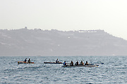 San Remo, Italy,  GV. General Views around the  beach, at the FISA Coastal World Championships. Fri. 17.10.2008.[Photo, Peter Spurrier/Intersport-images] Coastal Rowing Course: San Remo Beach, San Remo, ITALY