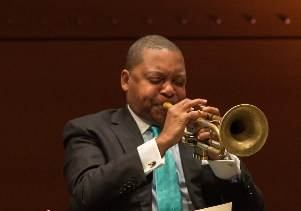Wynton Marsalis, Jazz at Lincoln Center Orchestra