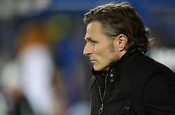 Wycombe Wanderers Manager, Gareth Ainsworth looks on - Photo mandatory by-line: Richard Martin-Roberts/JMP - Mobile: 07966 386802 - 03/03/2015 - SPORT - football - Tranmere - Prenton Park - Tranmere Rovers v Wycombe Wanderers - Sky Bet League Two