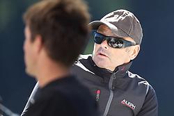 Bertrand Pace, Aleph Sailing Team. St Moritz Match Race 2010. World Match Racing Tour. St Moritz, Switzerland. 1st September 2010. Photo: Ian Roman/WMRT.