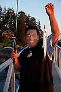 Sam Choy, Talon LogesSitka, Southeast, Alaska