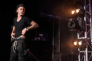 Photos of Justin Bieber and Skrillex performing live during the Billboard Hot 100 Music Festival at Nikon at Jones Beach Theatre in Wantagh, NY. August 23, 2015. Copyright © 2015. Matthew Eisman. All Rights Reserved