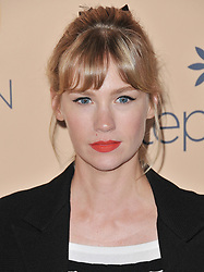 January Jones arrives at Step Up's 14th Annual Inspiration Awards held athe Beverly Hilton in Beverly Hills, CA on Friday, June 2, 2017. (Photo By Sthanlee B. Mirador) *** Please Use Credit from Credit Field ***