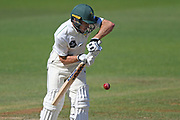 Central Stags Ben Smith bats in the Plunket Shield Cricket match, Central Districts v Canterbury, McLean Park, Napier, Tuesday, April 06, 2021. Copyright photo: Kerry Marshall / www.photosport.nz