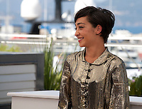 Irish-Ethiopian Actress Ruth Negga at the Loving film photo call at the 69th Cannes Film Festival Monday 16th May 2016, Cannes, France. Photography: Doreen Kennedy