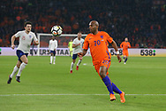 Netherlands forward Ryan Babel (Besiktas), during the Friendly match between Netherlands and England at the Amsterdam Arena, Amsterdam, Netherlands on 23 March 2018. Picture by Phil Duncan.