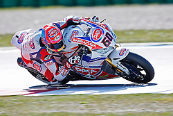 18.04.2015, Assen Circuit, Assen, NED, FIM, Superbike WM, Assen, Qualifying, im Bild 60 Michael vd Mark ( NED ) Honda // during the Qualifying for the FIM Superbike Dutch Grand Prix at the Assen Circuit in Assen, Netherlands on 2015/04/18. EXPA Pictures © 2015, PhotoCredit: EXPA/ Eibner-Pressefoto/ Stiefel<br /> <br /> *****ATTENTION - OUT of GER*****