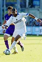 Firenze 07-11-2004<br /> Campionato  Serie A Tim 2004-2005<br /> Fiorentina Inter<br /> nella  foto Adriano Leite Ribeiro <br /> Foto Snapshot / Graffiti