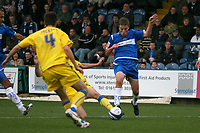 Stephen Gleeson. Stockport County FC 1-2 Colchester United FC. Coca-Cola League 1. 18.8.08
