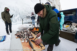Baikal Mile Ice Speed Festival. Maksimiha, Siberia, Russia. Sunday, March 1, 2020. Photography ©2020 Michael Lichter.