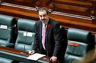 Martin Pakula, Minister for Jobs during Question Time of the Victorian Legislative Assembly