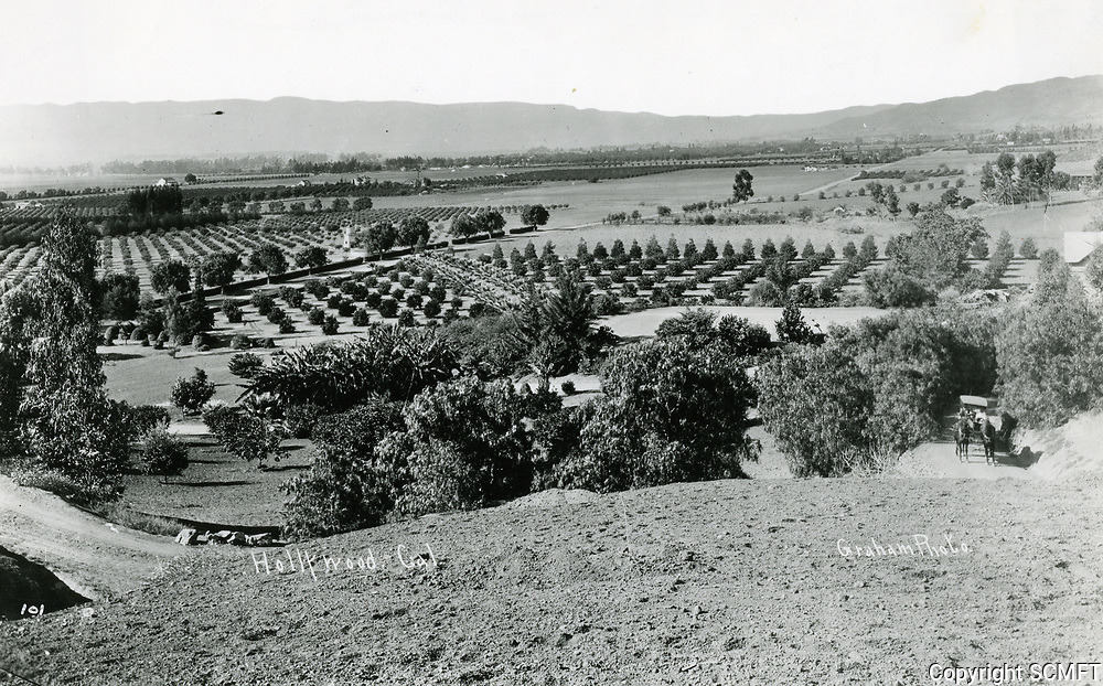 1896 Panorama looking south from Laughlin Park