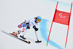 , Women's Giant Slalom at the 2014 Sochi Winter Paralympic Games, Russia