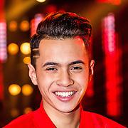 NLD/Hilversum/20170120 - 2de liveshow The Voice of Holland 2017, Vincenzo Tahapary