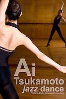 One of Japan's top jazz dancers Ai Tsukamoto