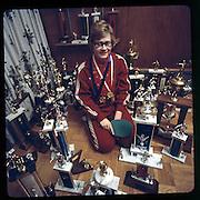 Violetta Nesukaitis- Table Tennis Champ