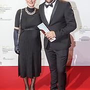 NLD/Amsterdam20151106 - Nationaal Opera Gala 2015, Nick Renooij en partner