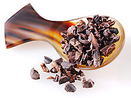 Cacao Nibs - superfood - an anti-oxidant and with neurotransmitters