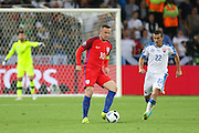England Forward Wayne Rooney during the Euro 2016 Group B match between Slovakia and England at Stade Geoffroy Guichard, Saint-Etienne, France on 20 June 2016. Photo by Phil Duncan.