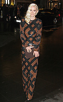 LONDON - NOVEMBER 27: Portia Freeman attended the British Fashion Awards 2012 at The Savoy Hotel, London, UK. (Photo by Richard Goldschmidt)