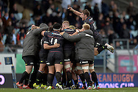 Joie Saracens   - 05.04.2015 - Racing Metro 92 / Sarances - 1/4Finale European Champions Cup<br />Photo : Andre Ferreira / Icon Sport