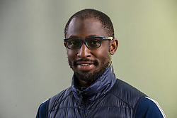 Pictured: Uzodinma Iweala<br /> <br /> Uzodinma Iweala is an American author and medical doctor of Nigerian descent. His debut novel, Beasts of No Nation, is a formation of his thesis work at Harvard.