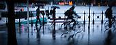 Fine Art Photographs of Sydney Rain at Circular Quay