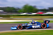 30 March - 1 April, 2012, Birmingham, Alabama USA.Rubens Barrichello.(c)2012, Jamey Price.LAT Photo USA