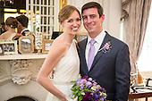 Wedding of Caroline Robinson and Eddie Cliff
