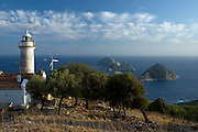 Turkey, Antalya Province, Olympos National Park, Cape Gelidonya. The lighthouse