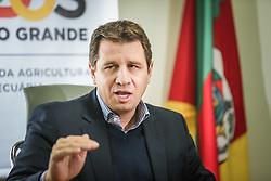 O Secretario de Agricultura do Estado do Rio Grande do Sul, Ernani Polo. FOTO: Jefferson Bernardes/ Agência Preview