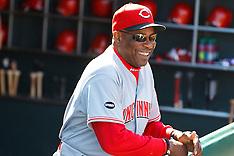20110612 - Cincinnati Reds at San Francisco Giants (MLB Baseball)