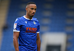 Cohen Bramall of Colchester United - Mandatory by-line: Arron Gent/JMP - 03/10/2020 - FOOTBALL - JobServe Community Stadium - Colchester, England - Colchester United v Oldham Athletic - Sky Bet League Two
