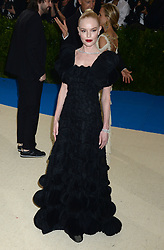 Kate Bosworth arrives on the red carpet at the Costume Institute Benefit at The Metropolitan Museum of Art celebrating the opening of Rei Kawakubo/Comme des Garcons: Art of the In-Between in New York City, NY, USA, on May 1, 2017. Photo by Dennis Van Tine/ABACAPRESS.COM