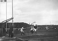 H882 Aonach Tailteann Athletics - Croke Park. Hurling America v Ireland. 16/08/1928. (Part of the Independent Newspapers Ireland/NLI Collection)