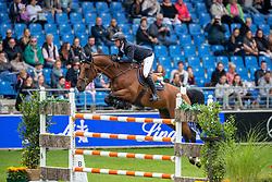Kenny Darragh, IRL, Important de Muze<br /> CHIO Aachen 2019<br /> Weltfest des Pferdesports<br /> © Hippo Foto - Stefan Lafrentz<br /> Kenny Darragh, IRL, Important de Muze
