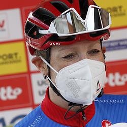25-03-2021: Wielrennen: Classic Brugge - De Panne Women: De Panne<br /> Certizt-WNT Kirsten Wild