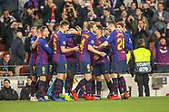 Barcelona v Tottenham Hotspur 111218