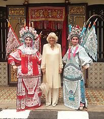 Royal visit to Malaysia - 6 Nov 2017