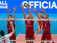 2019 Volleyball: Canada v Serbia
