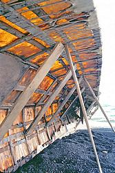Inside Skin Boat Frame