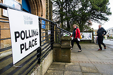 Early Voters in Scottish Election | Penicuik | 5 May 2016