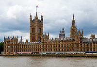 The Palace of Westminster serves as the meeting place for both the House of Commons and the House of Lords.photo by Brian Jordan