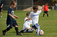 Laconia Youth Soccer Opening Day ceremony at Robbie Mills Sports Complex and opening games at Opechee Park on August 27, 2011.Laconia Youth Soccer program opening day ceremony at Robbie Mills Sports Complex and games at Opechee Park August 27, 2011.