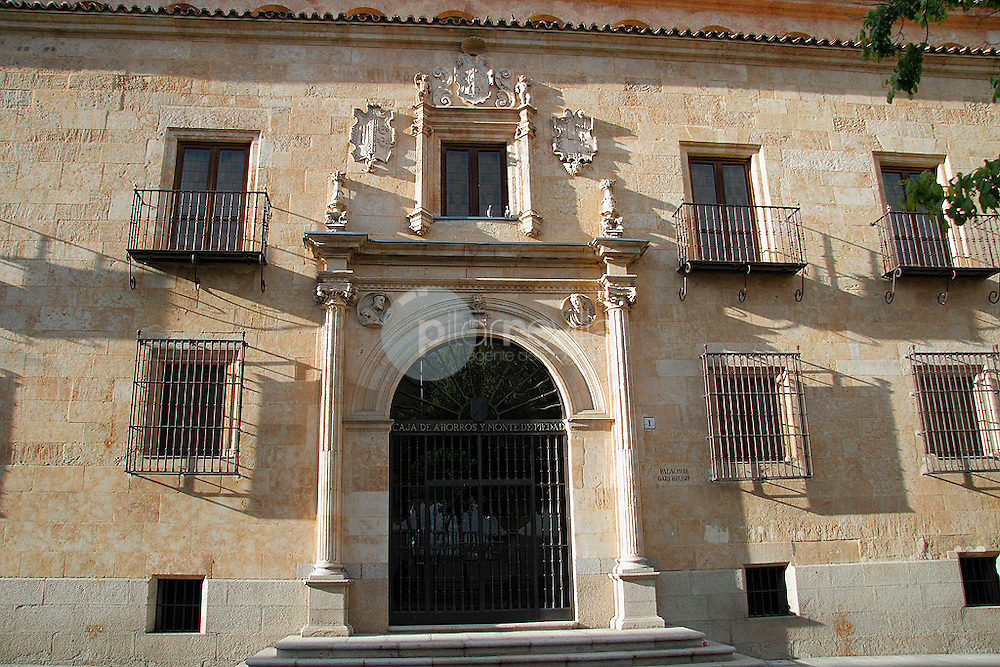 Edificio. Salamanca<br />  ©Country Sessions / PILAR REVILLA