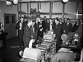 1954 Carrageen Moss - Cleaning and Drying machine Built at Institute of Industrial Research