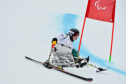 Victoria Pendergast, Women's Giant Slalom at the 2014 Sochi Winter Paralympic Games, Russia
