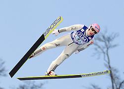 29.01.2011, Mühlenkopfschanze, Willingen, GER, FIS Skijumping Worldcup, Team Tour, Willingen, im Bild SEVERIN FREUND. // during FIS Skijumping Worldcup, Team Tour, willingen, EXPA Pictures © 2011, PhotoCredit: EXPA/ Newspix/ JERZY KLESZCZ +++++ATTENTION+++++ - FOR AUSTRIA (AUT), SLOVENIA (SLO), SERBIA (SRB) an CROATIA (CRO), SWISS SUI and SWEDEN SWE CLIENT ONLY