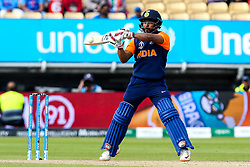 Kedar Jadhav of India - Mandatory by-line: Robbie Stephenson/JMP - 30/06/2019 - CRICKET - Edgbaston - Birmingham, England - England v India - ICC Cricket World Cup 2019 - Group Stage